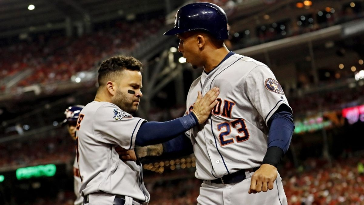 2020 World Series Odds: Astros Favored to Win Title, Nationals 10-1 To Repeat article feature image
