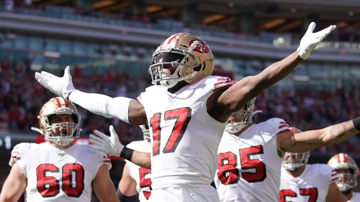 Thursday Night Football Odds, Picks & 49ers vs. Cardinals Betting Predictions article feature image