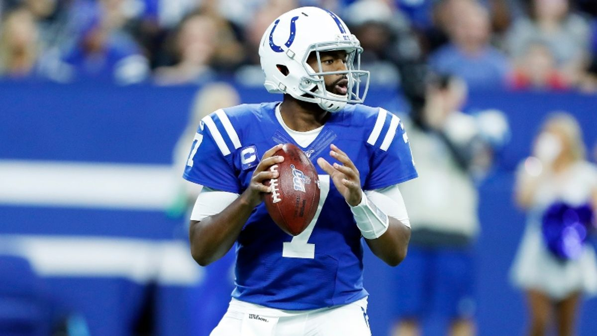 Week 5 NFL DraftKings Player Prop Bets: Jacoby Brissett Rushing Yards, More article feature image