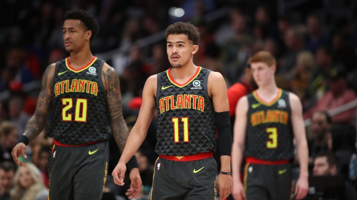 Hawks 2019-20 Season Win Total: Will Atlanta Take the Next Step? article feature image