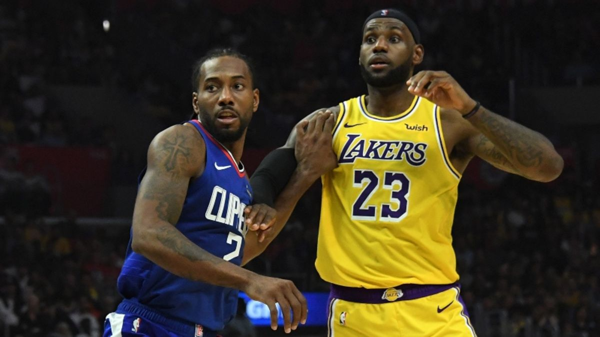 Lakers vs. Clippers Promo: Bet $1, Win $100 if Either Team Makes a 3-Pointer! article feature image
