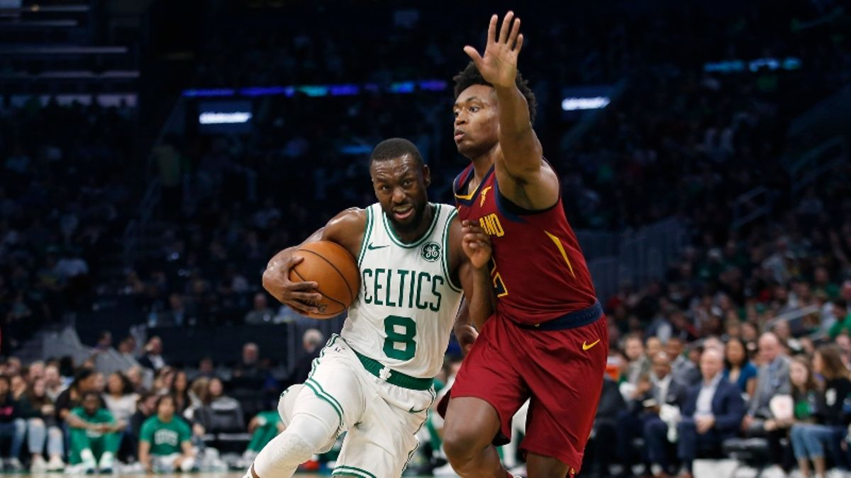 Kemba Walker's NBA MVP Odds: Can Boston Get Back to Top of the East? article feature image