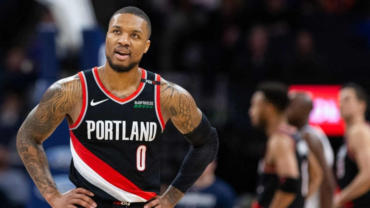 Updating Blazers vs. Kings Betting Odds, Spread & Over/Under article feature image