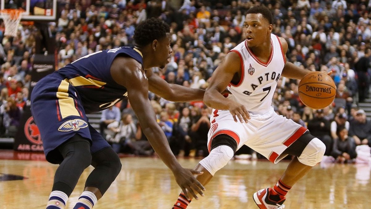 Pelicans vs. Raptors Betting Picks & Odds: Value on the Opening Night Total? article feature image