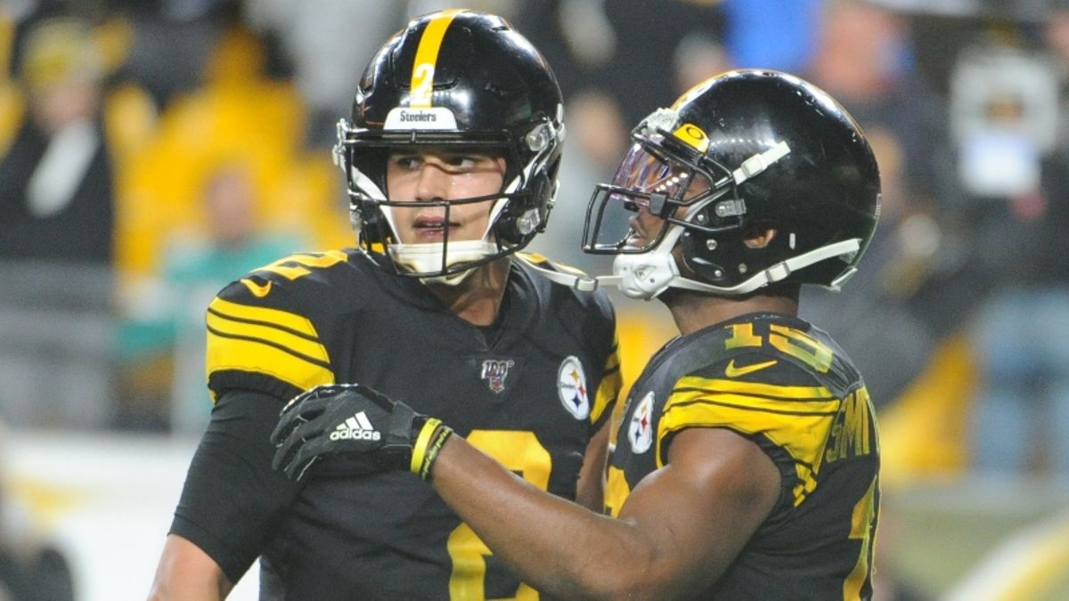 Rams vs. Steelers Betting Odds, Picks & Predictions article feature image