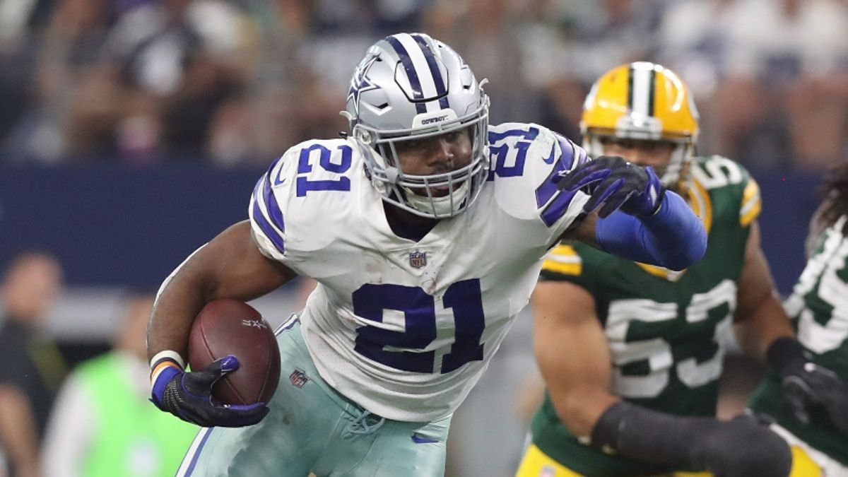Stuckey: How I'm Betting Packers-Cowboys article feature image