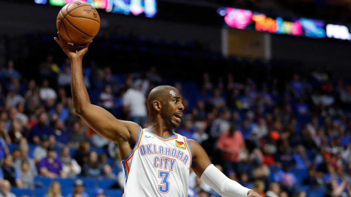 Thunder 2019-20 Season Win Total: Will OKC Compete or Start Rebuild? article feature image