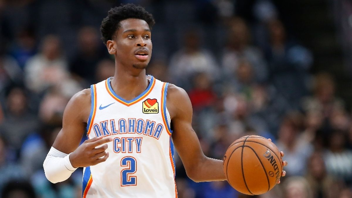 Monday's Best NBA Player Props: Ride with Shai Gilgeous-Alexander article feature image