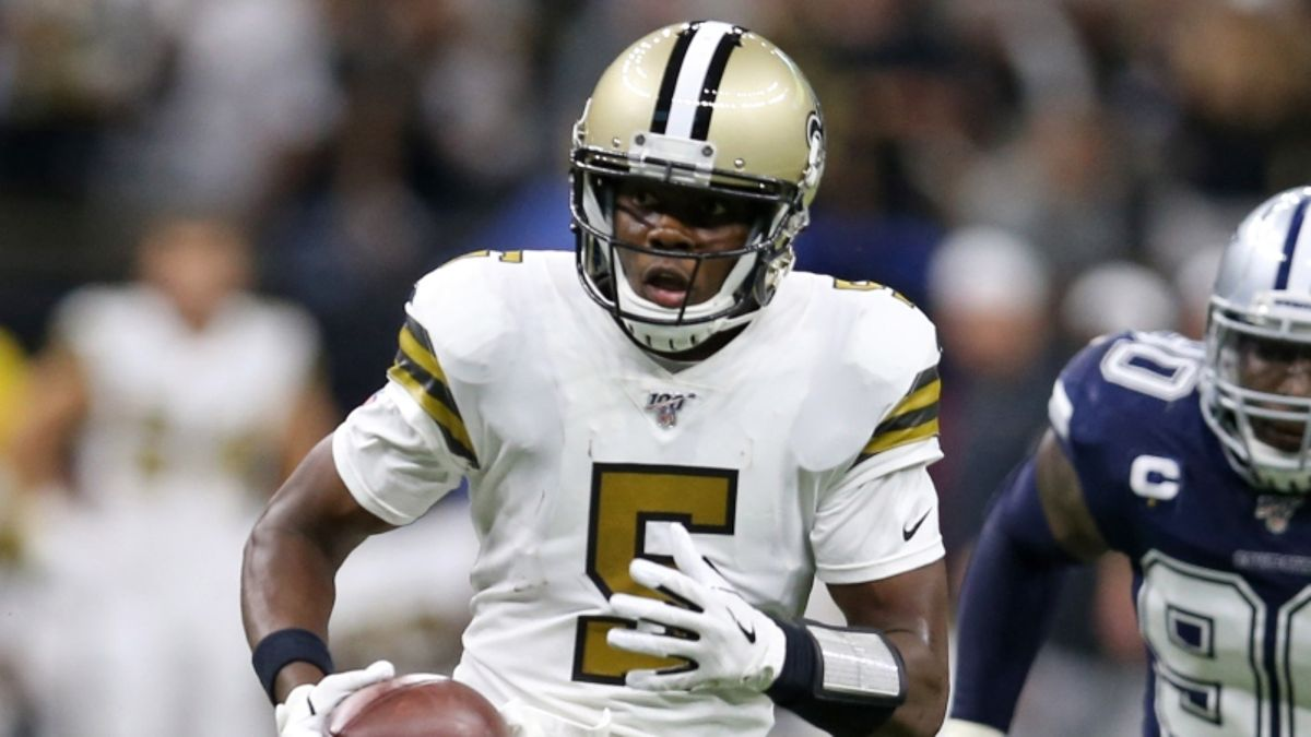 How Pros Are Betting Saints-Bears, More Week 7 NFL Games article feature image