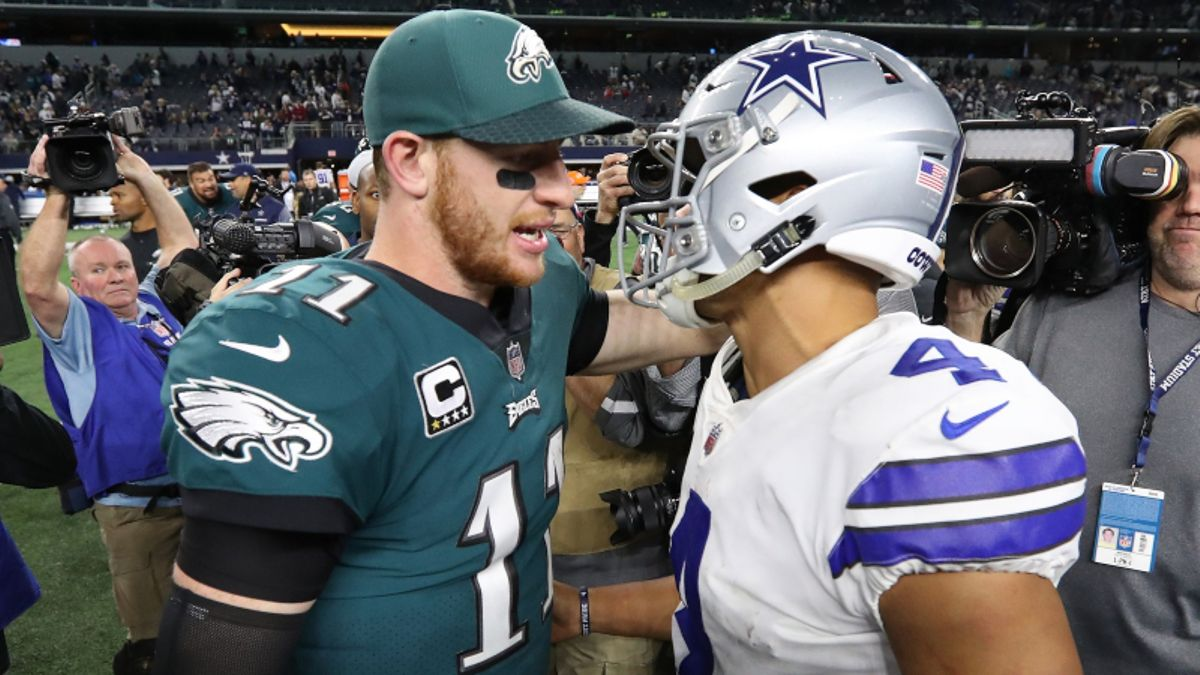 Eagles vs. Cowboys Odds & Picks: Back Dallas on Sunday Night Football? article feature image