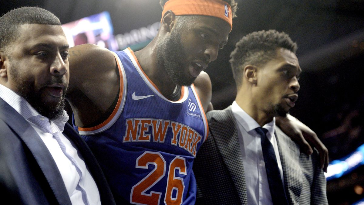 Knicks 2019-20 Season Win Total: How Will the Young Talent Fit Together? article feature image