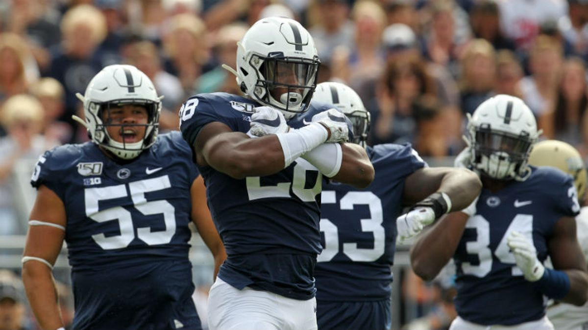 Wilson: My Projected Odds for Every Week 8 College Football Game article feature image