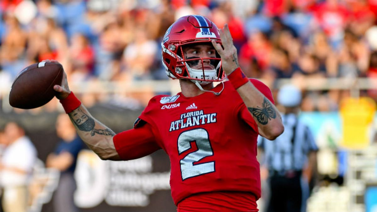 Marshall vs. FAU Odds & Picks: Each Team Due to Regress in Different Way article feature image
