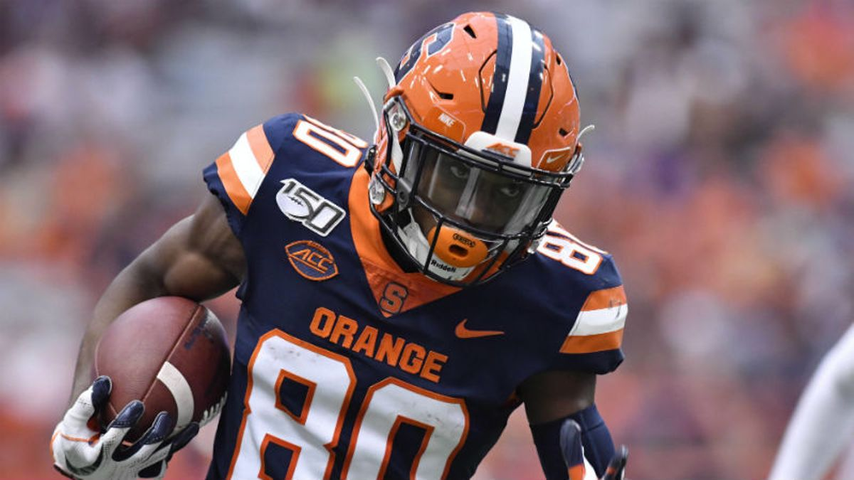 Thursday College Football Betting: Odds & Picks for Syracuse-NC State, ULM-Texas State article feature image