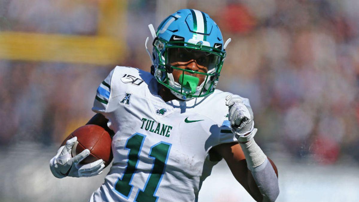 Stuckey & Wilson: 2 College Football Moneyline Underdogs to Bet in Week 8 article feature image