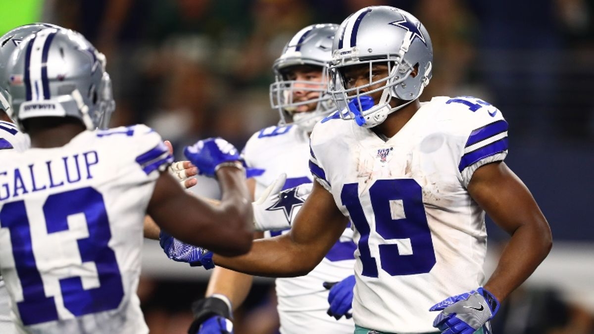 Week 7 NFL Injury Report: Updates on Amari Cooper, Emmanuel Sanders & More article feature image