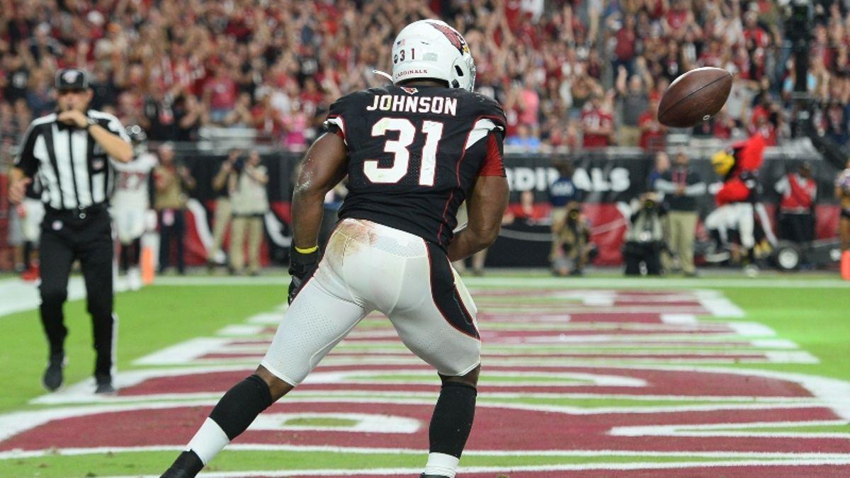 Fantasy Football Injuries: David Johnson & Dede Westbrook Rankings, Backup Plans, More article feature image