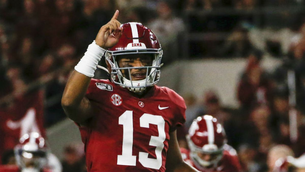 How Many Points is Tua Tagovailoa Worth to a Spread? Assessing Alabama's Outlook Without Him article feature image