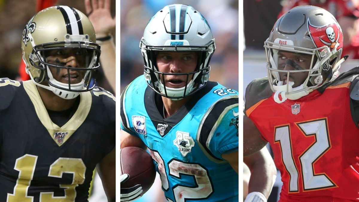 Week 10 Fantasy Football Rankings for Every Position: PPR, Standard, Half PPR article feature image