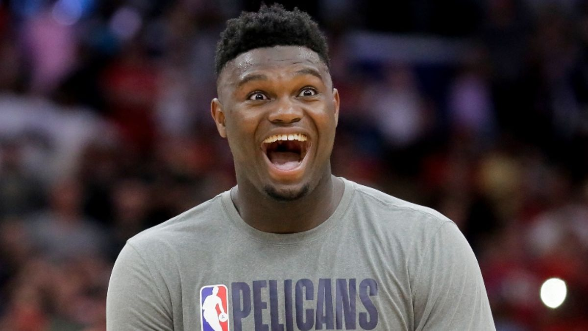 Pelicans 2019-20 Season Win Total: How to Bet Over/Under After Zion News article feature image