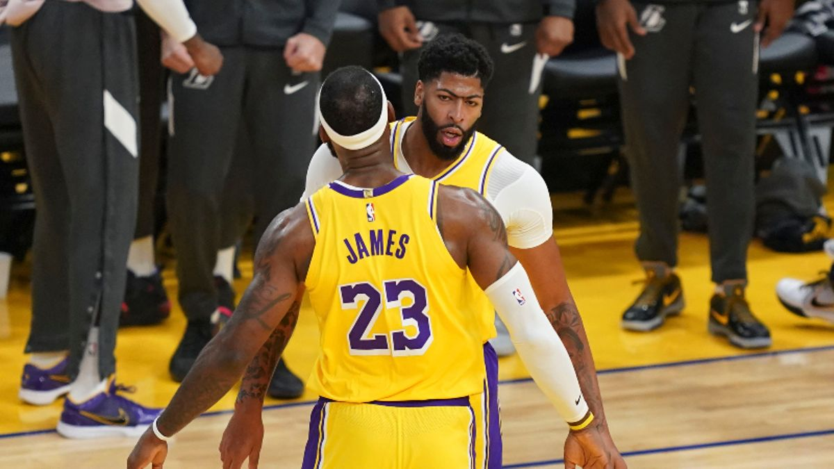 Lakers 2019-20 Season Win Total: Is LA Unstoppable With Anthony Davis? article feature image