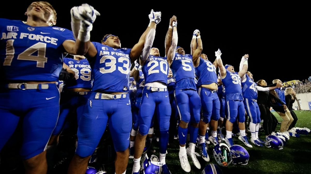 Wilson: My 6 Favorite College Football Betting Picks for Week 9 article feature image
