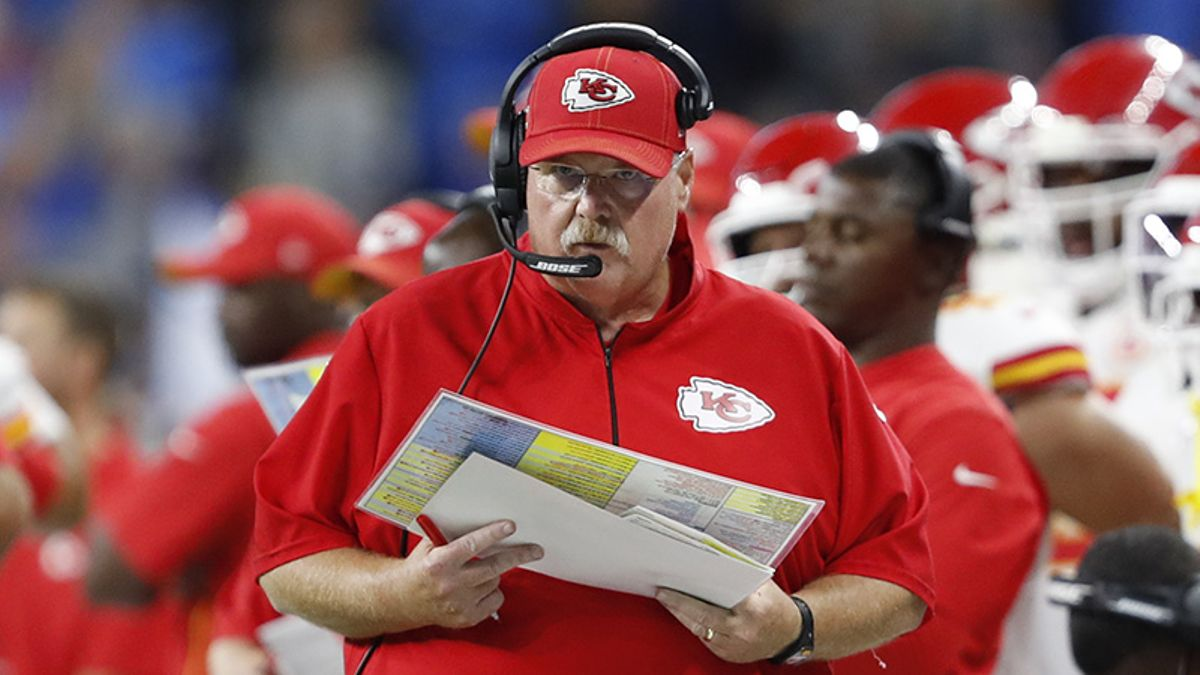 Pro Bettors Buying Back Chiefs on Sunday Night Football? article feature image