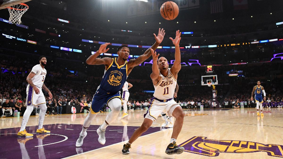 Best NBA Player Prop Bets: Will Avery Bradley Make an Impact on Opening Night? article feature image