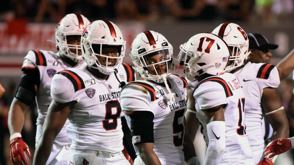 Miller: My Favorite Under-the-Radar College Football Bets for Week 9 article feature image
