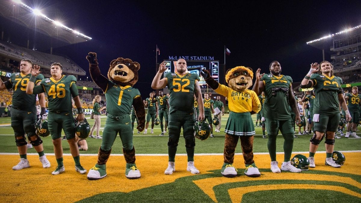 West Virginia vs. Baylor Odds & Pick: Can Bears Live Up to Increasing Hype & Big Spreads? article feature image
