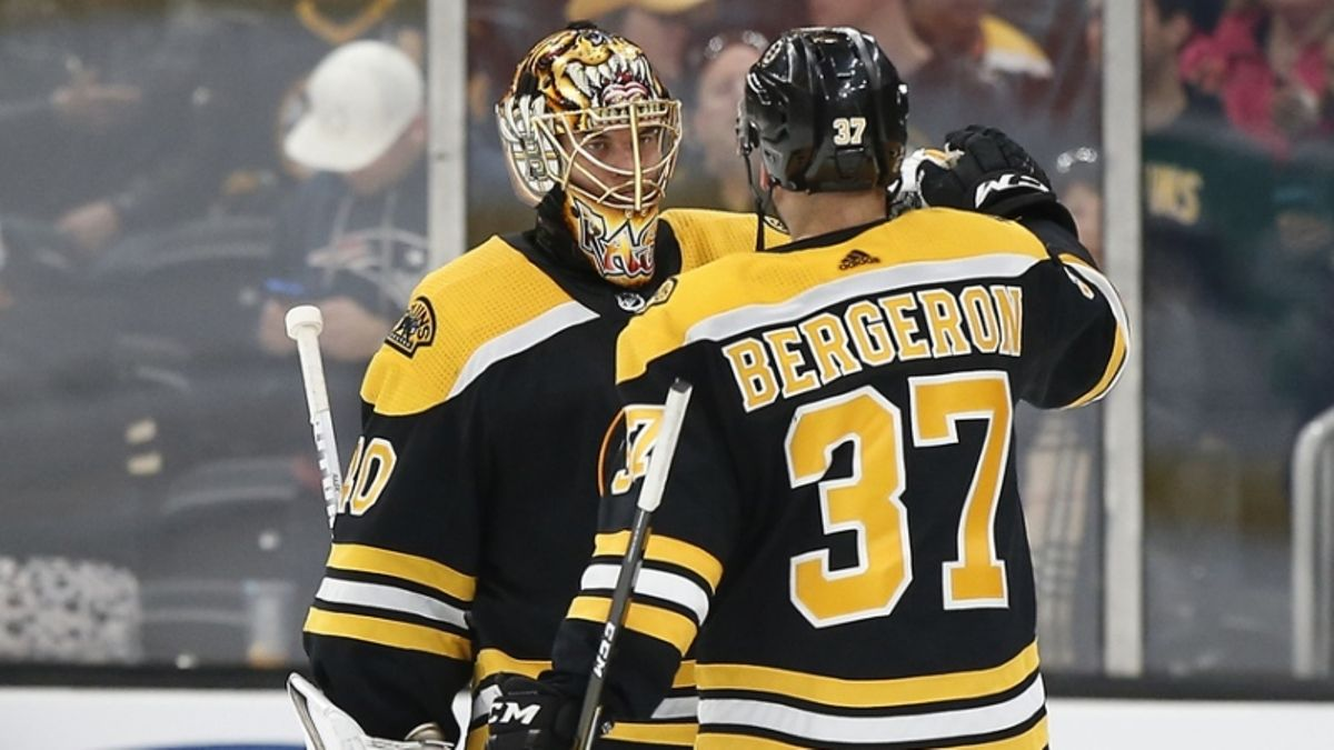 Sharks vs. Bruins Betting Odds, Picks: Is San Jose Worth a Look at Long Odds? article feature image