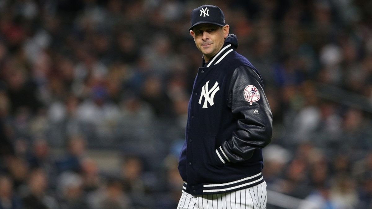 Astros vs. Yankees ALCS Game 6 Betting Odds, Picks & Predictions: Who Has the Edge on Bullpen Day? article feature image