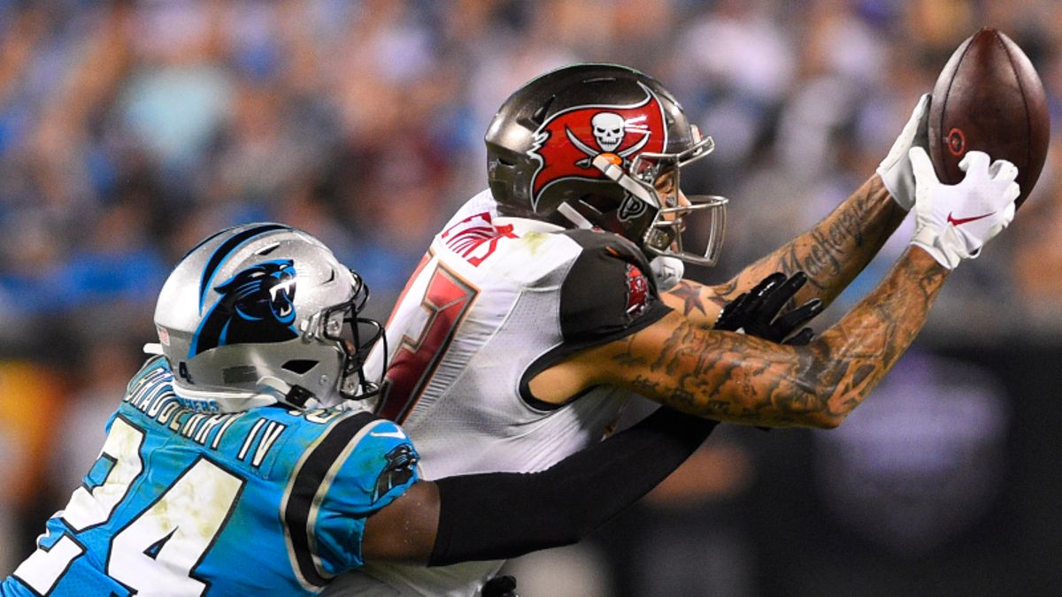 NFL Week 6 WR/CB Matchups: Can James Bradberry Contain Mike Evans? article feature image