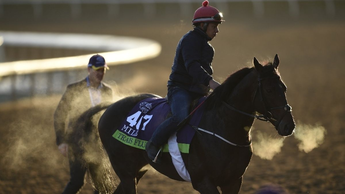 2019 Breeders' Cup Friday Picks & Exotics: Handicapping All 5 Races article feature image