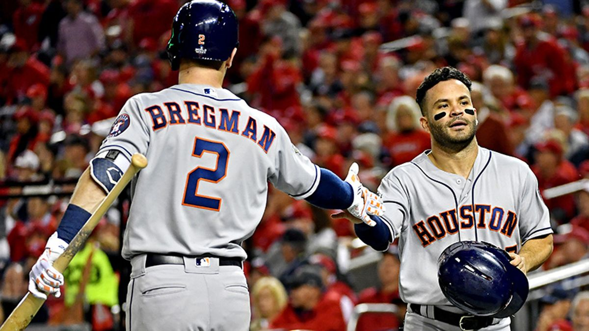 World Series Game 4 Betting Picks, Odds & Predictions: Can Astros Even Things Up vs. Nationals? article feature image