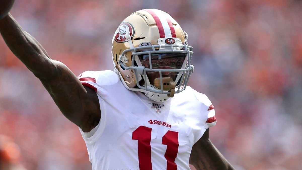 Best Browns vs. 49ers Prop Bets & Picks for Monday Night Football article feature image