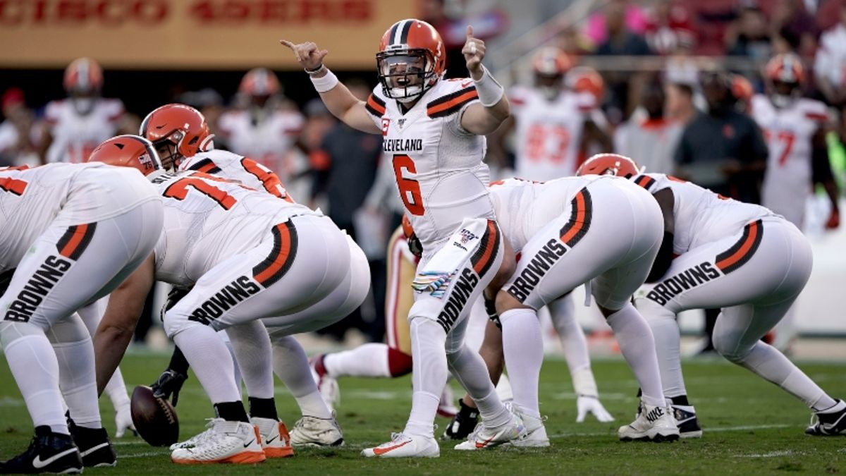 Sharps Buying Back Seahawks vs. Browns Line Movement article feature image