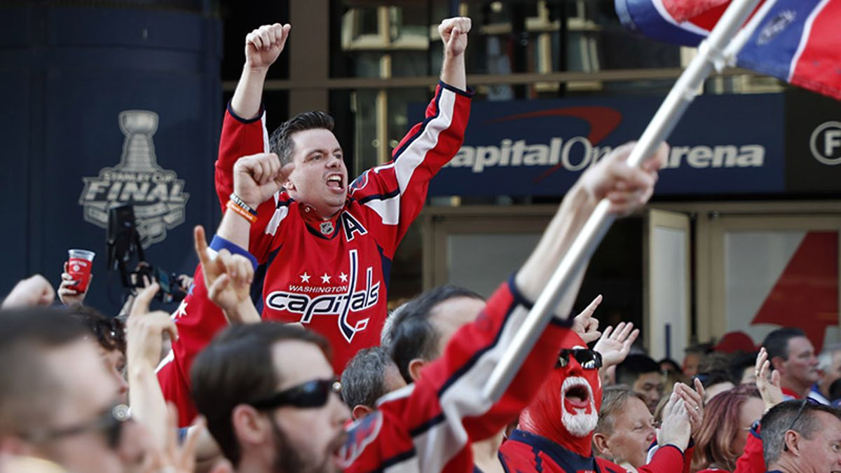 Q&A With Zach Leonsis: Inside the Deal That's Bringing a Sportsbook to Capital One Arena article feature image