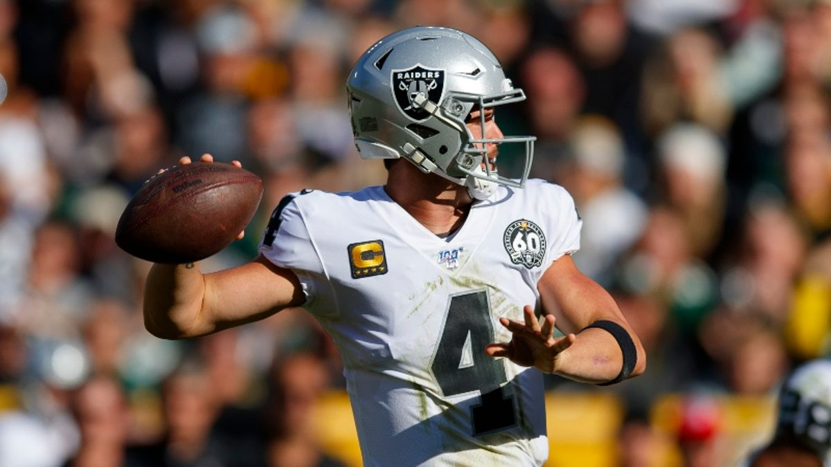 Raiders vs. Texans Betting Odds, Predictions & Picks (October 27, 2019) article feature image