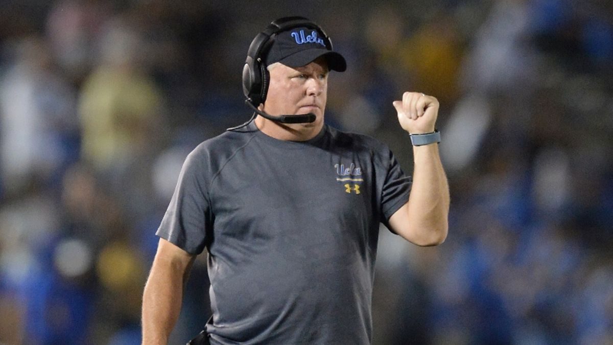 Colorado at UCLA Odds & Pick: Can Bruins Take Next Step Under Chip Kelly? article feature image