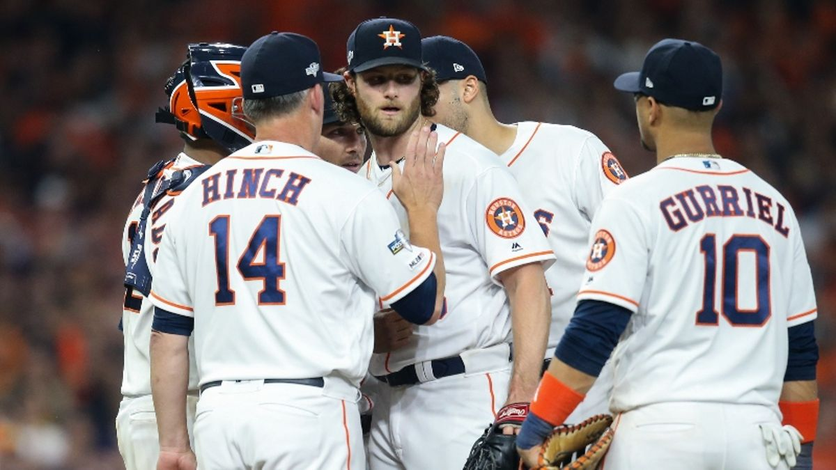 Rays vs. Astros Betting Picks, Predictions & Odds: Will Tampa Pull Off a Massive Upset? article feature image