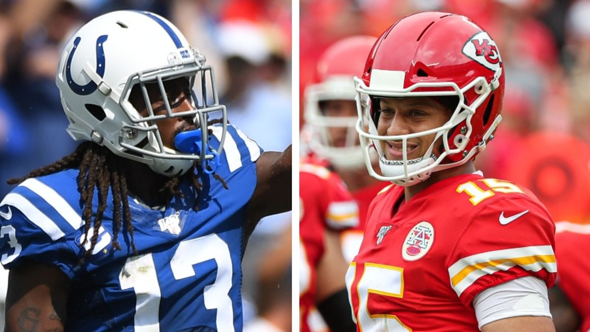 Colts vs. Chiefs Odds & Picks: Trust Mahomes As Big Sunday Night Football Favorite? article feature image
