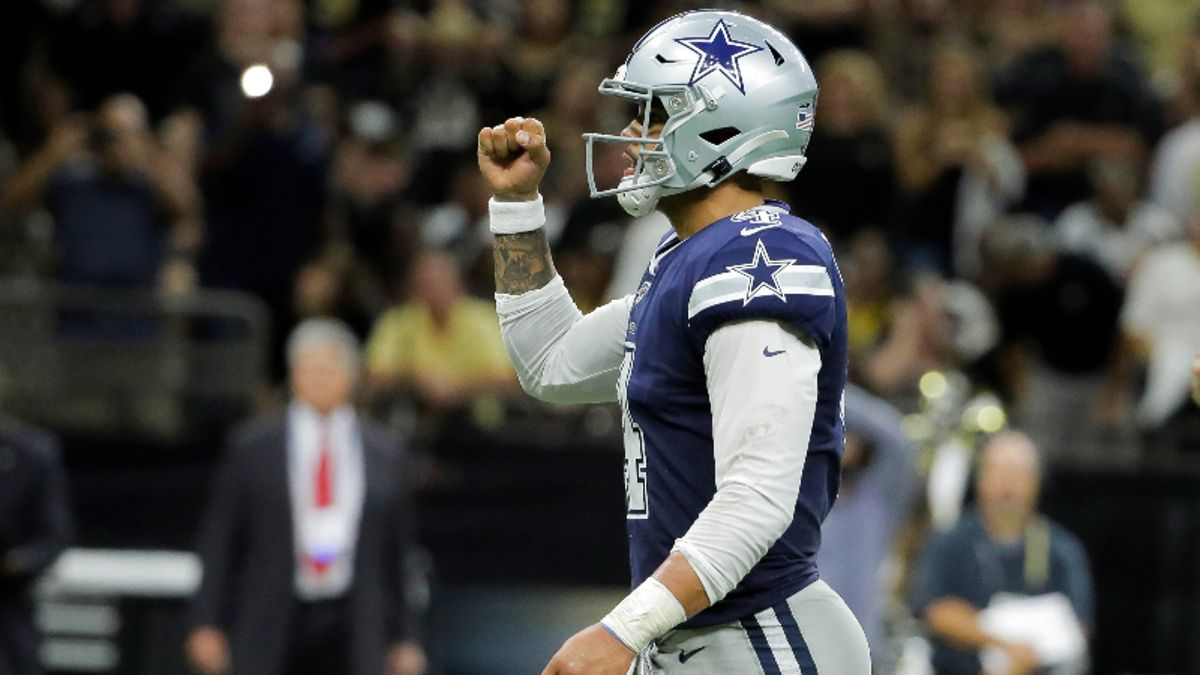 Cowboys vs. Jets Betting Odds, Picks & Predictions article feature image