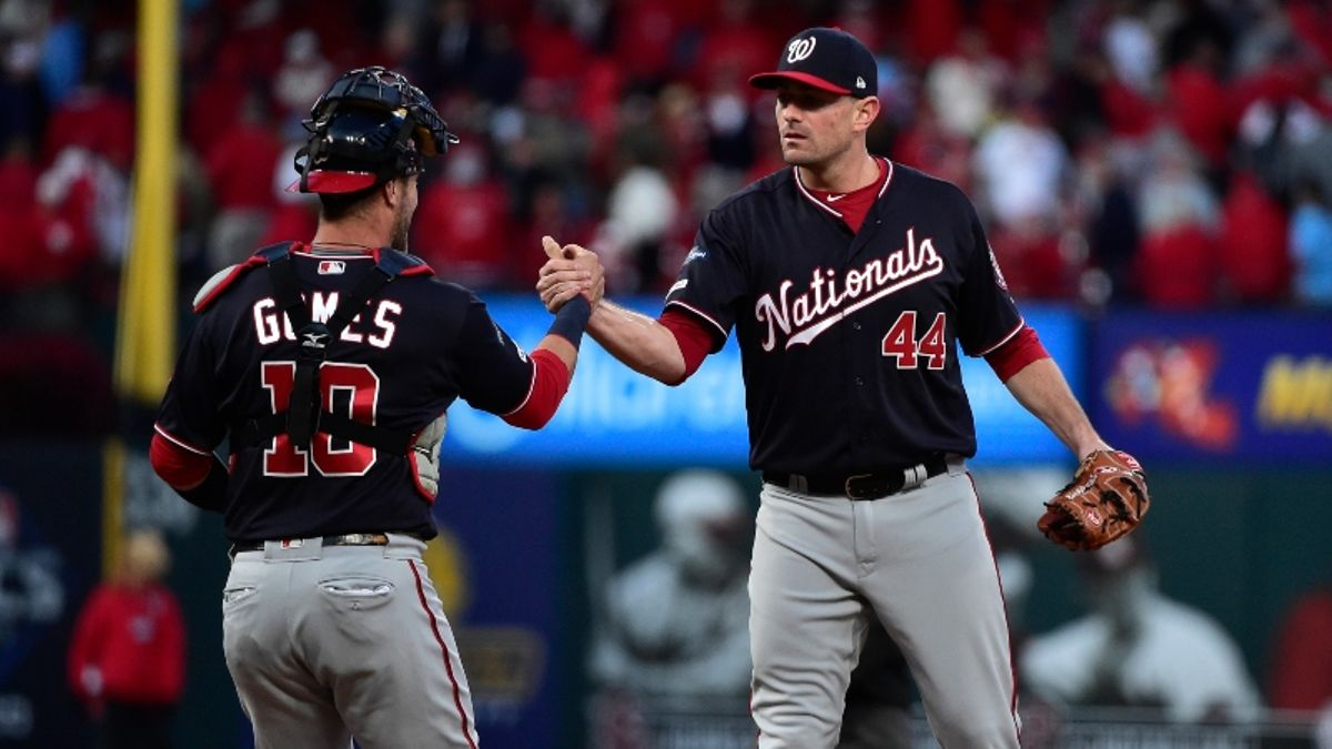 Cardinals vs. Nationals Sharp Report: Smart Money Landing on Game 3 Over/Under article feature image