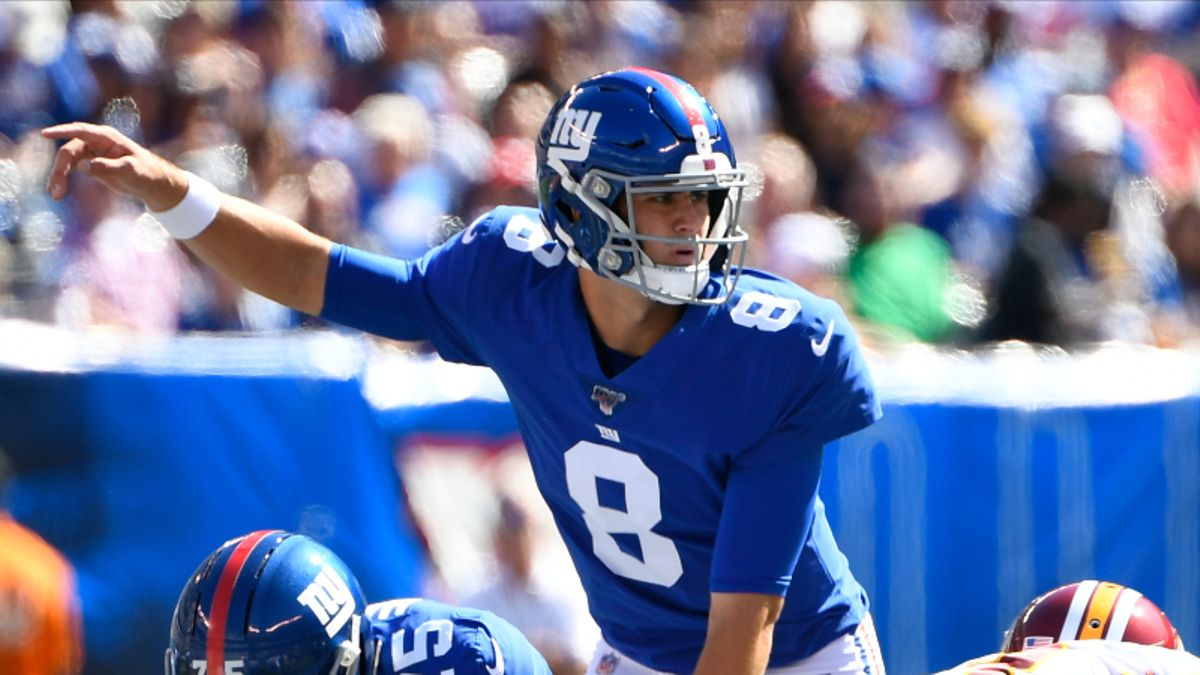 Vikings vs. Giants Odds, Picks & Betting Predictions article feature image