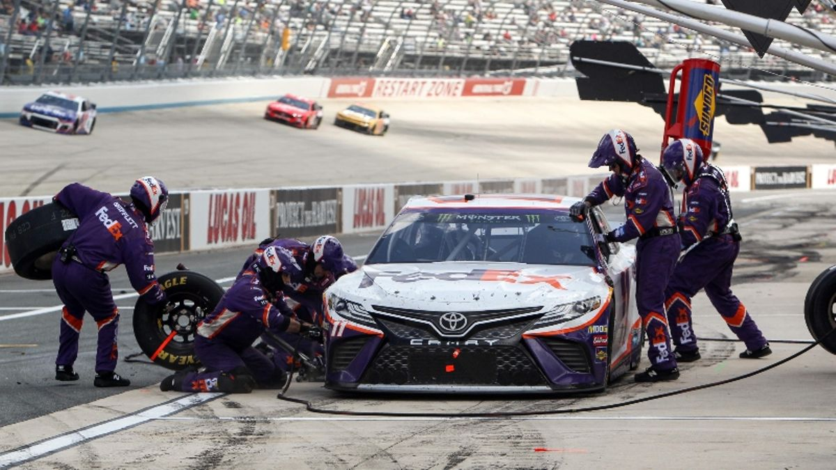 NASCAR Props Challenge Picks for Sunday's Drydene 400 at Dover article feature image