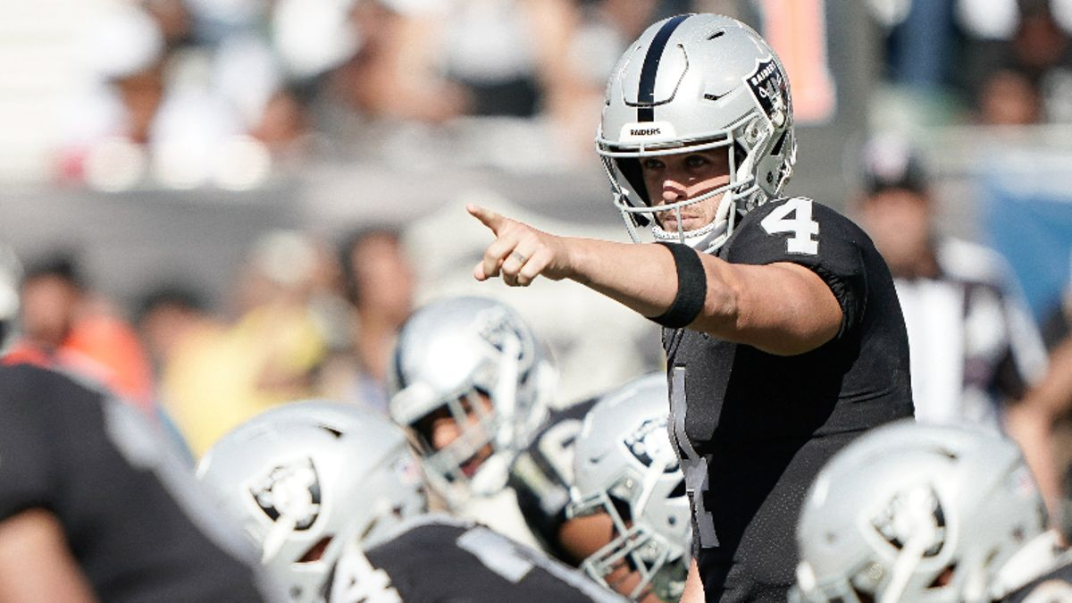 Bears vs. Raiders Odds, Picks & Betting Predictions article feature image