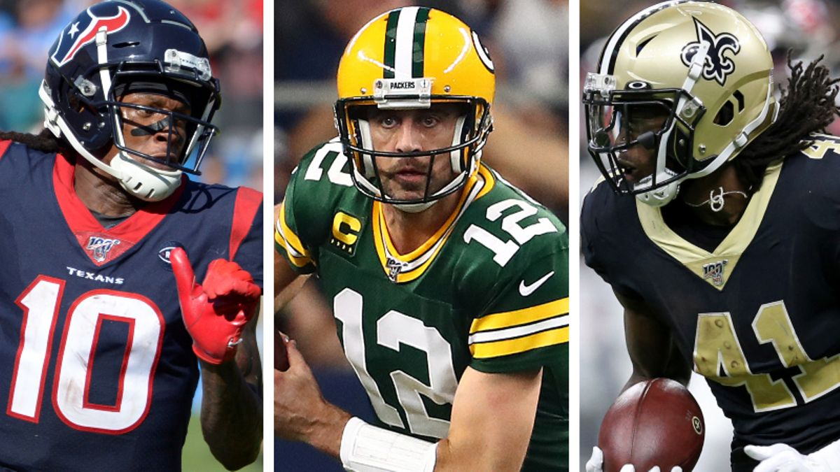 Koerner's Week 6 Fantasy Football Tiers: Ranking Every QB, RB, WR, TE, K, More article feature image