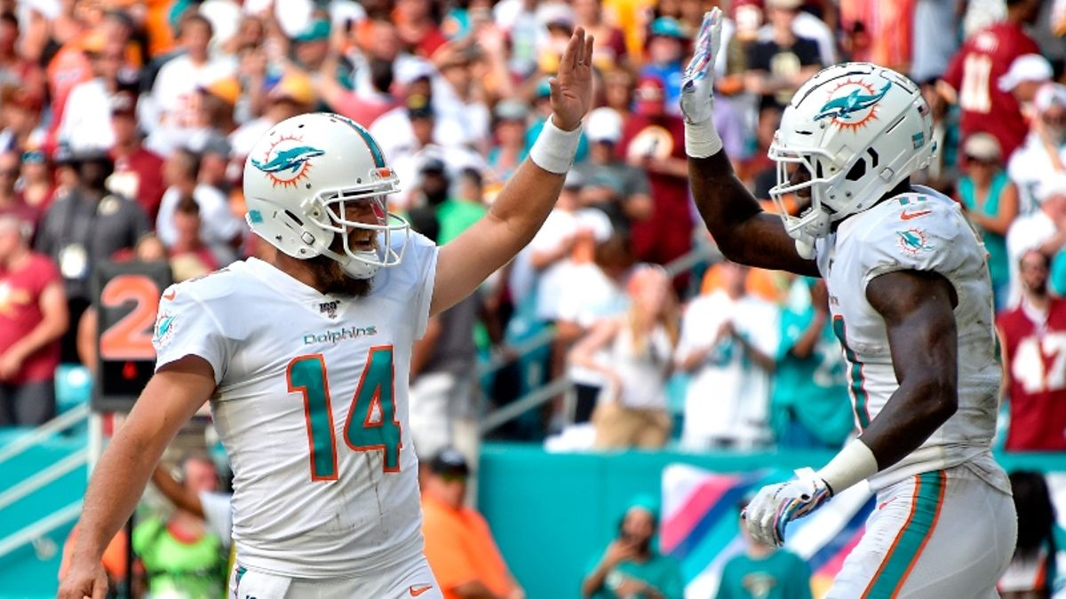 Projected 2020 NFL Draft Order: Simulations Show Dolphins in Driver's Seat to Land First Overall Pick article feature image