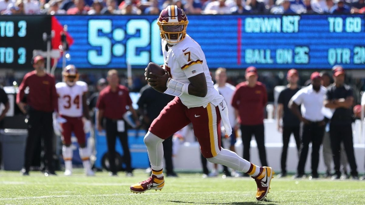 Patriots vs. Redskins Betting Odds & Predictions: 3 Angles to Find Value article feature image
